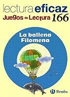 La ballena Filomena by Carlos Álvarez de…