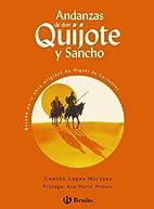 Andanzas de Don Quijote y Sancho (Spanish…