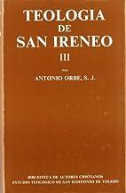 Teología de San Ireneo. III:…