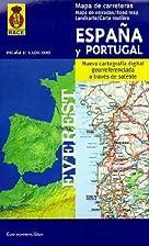 Mapa de carreteras: España y Portugal by…