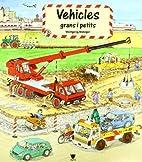 Vehicles grans i petits by Wolfgang Metzger