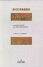 Diccionario de Arabismos Y Voces Afines En…