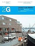 Wang, Wilfried: Josep Lluis Mateo: Recent Work (2G: International Architecture Review Series) (English and Spanish Edition)