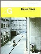 Riegler Riewe (2G: International…