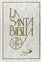 La Santa Biblia by Evaristo Martín Nieto