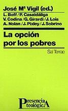 La opción por los pobres by José Mª Vigil…