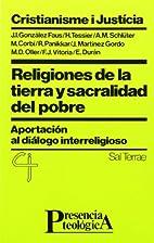 Religiones de la tierra y sacralidad del…