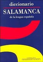 Diccionario Salamanca/salamanca Dictionary…