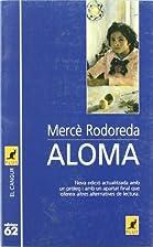 Aloma by Mercè Rodoreda