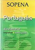EDITORIAL RAMON SOPENA: DICCIONARIO PORTUGUESESPANOL (2 VOLS.)