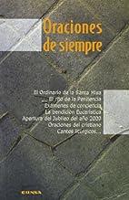 Oraciones de Siempre by Universidad De…