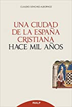 Una ciudad de la España cristiana…