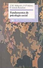 Fundamentos de psicologia social (Spanish…