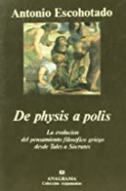 De physics a polis: La evolucion del…