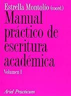 Manual Practico de Escritura Academica I…