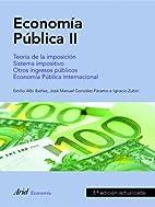 Economía pública II by Emilio…