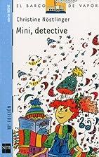 Mini detective (Spanish Edition) by…