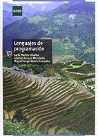 LENGUAJES DE PROGRAMACI�N by CARLA MARTIN…