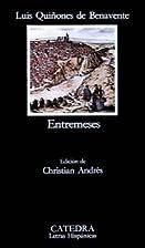 Entremeses by Luis Quiñones de Benavente