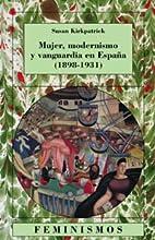 Mujer, modernismo y vanguardia en Espana…