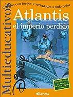 Atlantis. El imperio perdido. by Walt Disney…