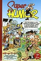 Super Humor Mortadelo 27 by Francisco…