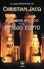 Saber Magico En El Antiguo Egipto by…