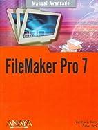 Filemaker Pro 7 (Manual Avanzado) (Spanish…