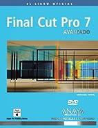 Final Cut Pro 7 avanzado / Final Cut Pro 7…
