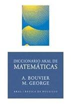 Diccionario Akal de matematicas / Akal…