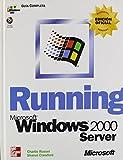 Crawford, Sharon: Running Microsoft Windows 2000 Server -C/Un CD-ROM (Spanish Edition)