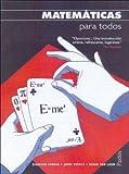 Sardar, Ziauddin: Matematicas Para Todos (Para Todos / for Everyone) (Spanish Edition)