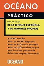 Diccionario Oceano practico de la lengua…