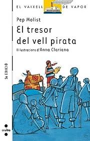 El tresor del vell pirata de Pep Molist