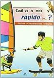 Equipo Editorial: Cual Es El Mas Rapido?/ Witch One Is Quicker? (Spanish Edition)