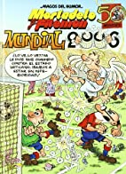 Mundial 2006 Mh Mortadelo by Unknown