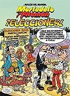 ¡Elecciones! by Francisco Ibáñez