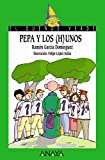 Garcia Dominguez, Ramon: Pepa Y Los (H)unos / Pepa and the (H)Uno (Cuentos, Mitos Y Libros-Regalo) (Spanish Edition)