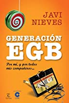 Generación EGB by Cope