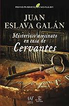 Misterioso asesinato en casa de Cervantes by…