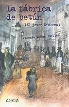El joven Dickens. La fábrica de betún by…