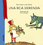 Una rica merienda (Spanish Edition) by…