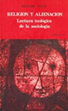 Religion y Alineacion (Spanish Edition) by…
