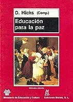 Educación para la paz : cuestiones,…