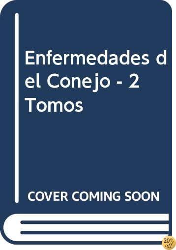 Enfermedades del Conejo - 2 Tomos (Spanish Edition)