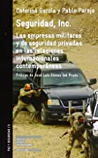 Seguridad, Inc. Las empresas militares y de…