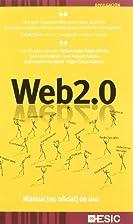 Web 2.0: Manual(no oficial) de uso by…