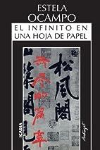El infinito en una hoja de papel by Estela…