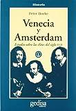 Burke, Peter: Venecia y Amsterdam (Spanish Edition)