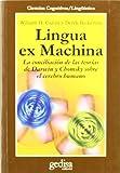 Calvin, William H.: Lingua Ex Machina (Cla-de-Ma) (Spanish Edition)